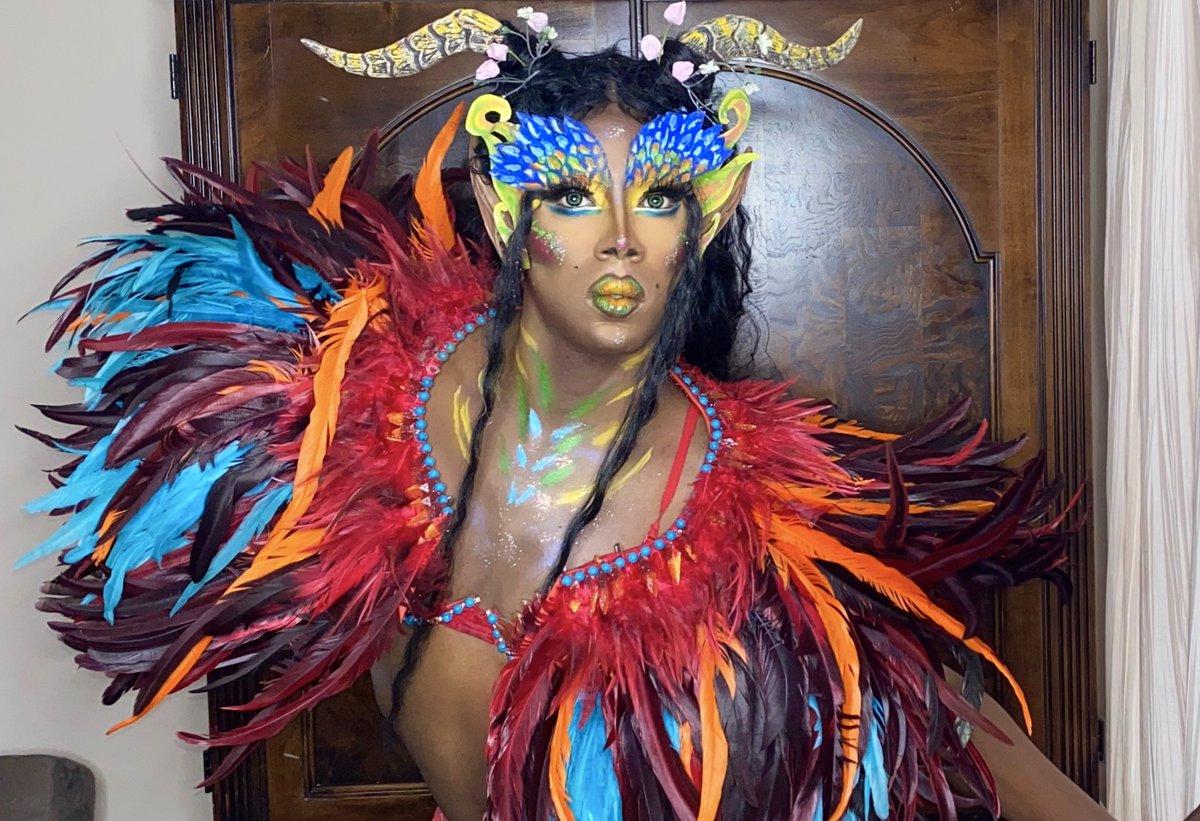 Jungle fey #junglefey #disneymaleficent #disney #disneylooks #maleficent2 #maleficent #disneymakeup #dragqueen #lipsync #dragqueenlipsync #digitaldragshow #rupaulsdragrace #rupaulsdragraceseason12 #rpdr12 #rpdr12reunion #makeup #mua #art #beauty #makeuplook #makeupoftheday