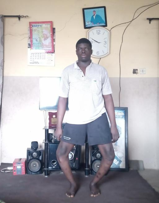 @KevinHart4real My names are Aninwike Ebube Victor. I want to play football at the highest level but my legs won't let me play football at that level not even close to half. I don't have money for my surgery can anybody help me out MAY GOD BLESS YOU @KevinHart4real https://t.co/OphcaGMTV0