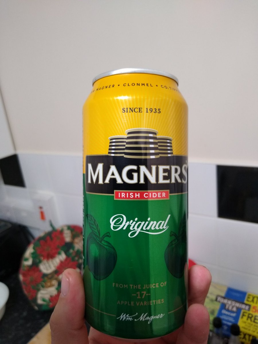 Shopping went well, 18 (440ml) cans for £10 in @asda. Dont mind if I do ta.