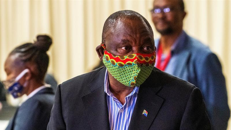 South Africa: Cyril Ramaphosa Reopens Churches And Calls For A National Day Of Prayer Against COVID-19  via @AfricanPostMag  #PureDrive #purearoma #Gclash10 #covid1948 #Covid_19SA @PresidencyZA @CyrilRamaphosa #SouthAfrica