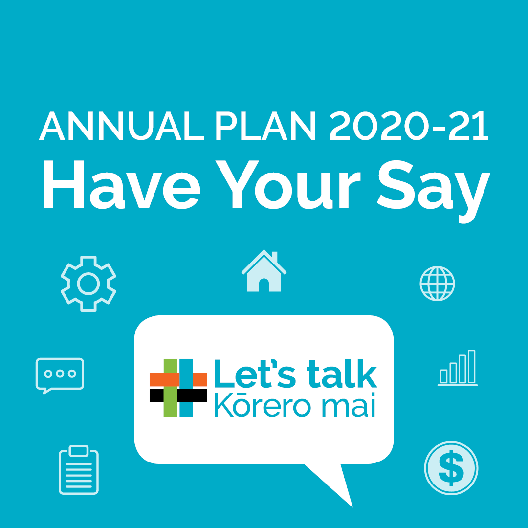 We want your thoughts on Council's upcoming Annual Plan and Wastewater Services Proposal.  Your feedback will help guide decision-making for both these important kaupapa.  Click the link to find out more and provide feedback. https://t.co/XgueDePru5 https://t.co/Y1TaiQdrYr