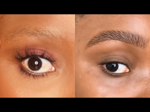 Get Dodos' Secret on How to Fake a Full Fluffy Brow   WATCH dlvr.it/RXPgNX