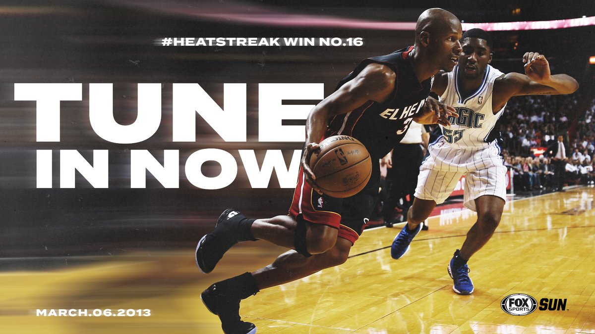 This tough #HEATSTREAK victory needed a game-winning bucket. Relive it right now.  Win #16 of 27 is airing on @FoxSportsHEAT https://t.co/Z26sG5uDa1