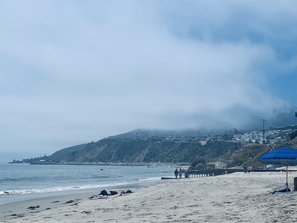 Such a beautiful day in #Malibu pic.twitter.com/uLZUOSdifg