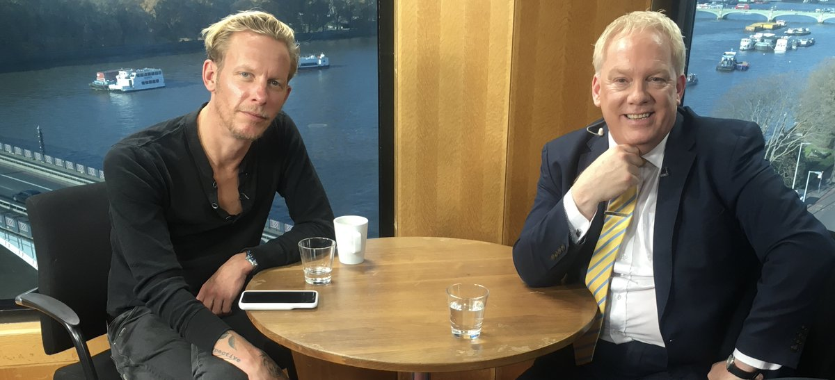 Happy Birthday @LozzaFox  great guest - good fun and brilliant music - good wishes Neil @bbcquestiontime @itvdrama1 @itv3insider @EquityUK #actor #actress #interview #oxford @LIVEwestminster #music  #albums