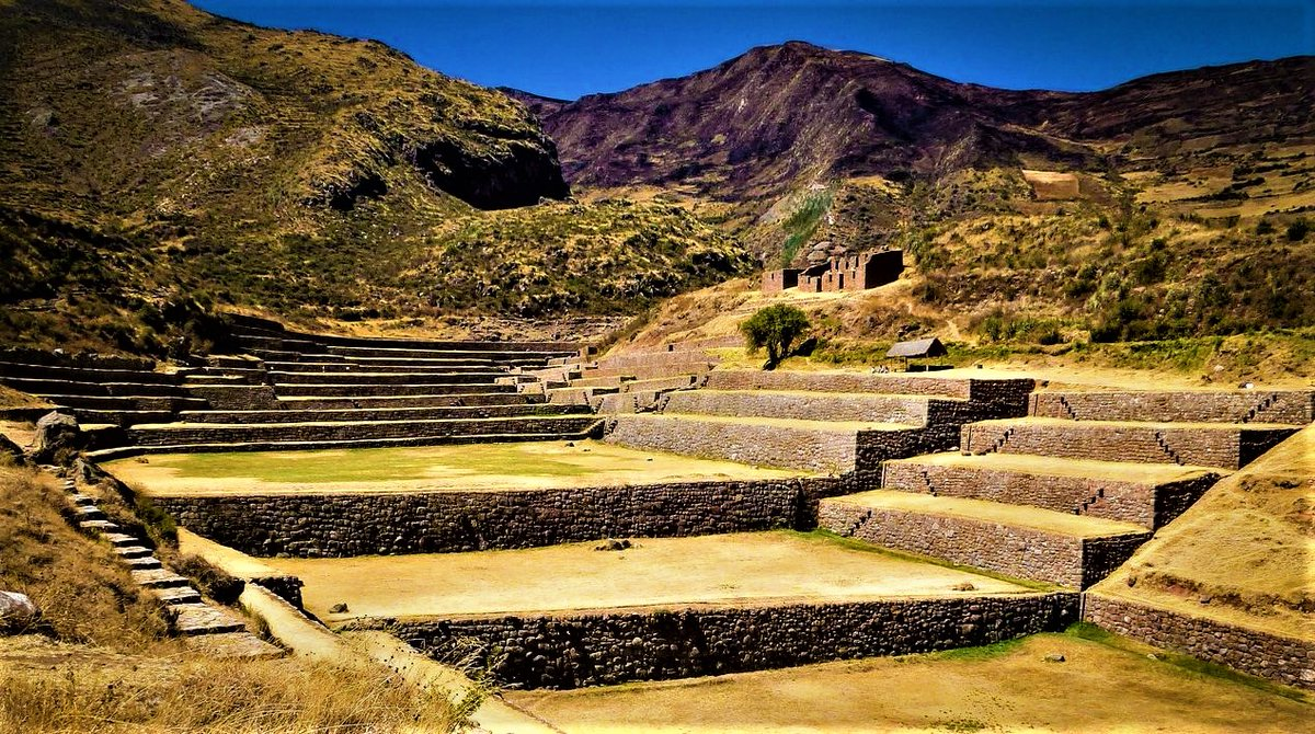 If you come to Cusco, you must visit the Tipon archaeological center that has been in use since Inca times.  More Info: https://bit.ly/2M6ADed #CuscoJourneys #Photography #VisitPeru #Nature #Peru #Wanderlust #Cusco #DiscoverPeru #TravelBlogger #Traveling #MachuPicchu #Explorepic.twitter.com/CD7Q9X7I9T