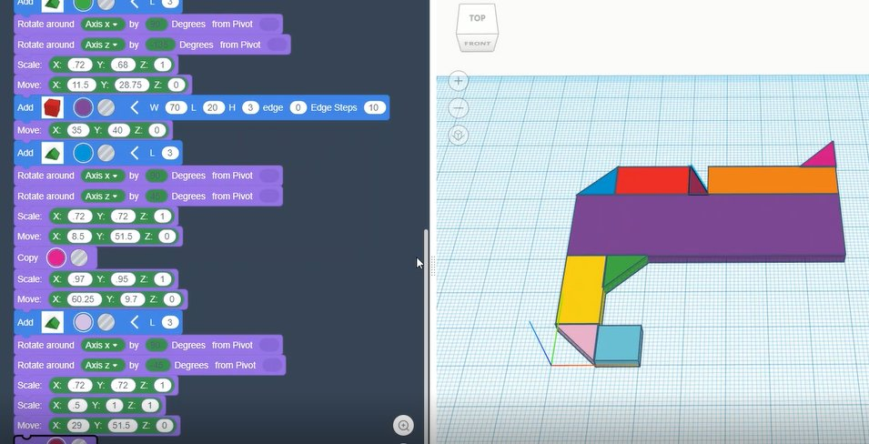 Today we took on space travel, tomorrow we tackle @Tinkercad Codeblocks with our Tessellation Tails activity! You won't want to miss this - register now:  Wed 12pm ET/ 9am PT #girlswhocode #code #3Dmodeling #3Ddesign #STEAM