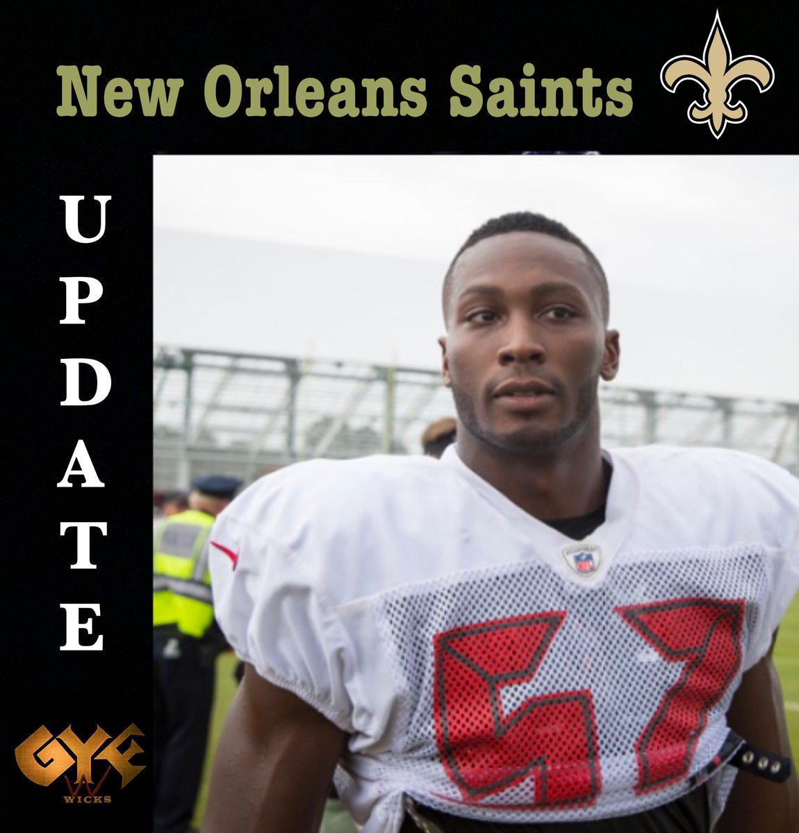 The @Saints have placed OLB Noah Spence on the Reserve/Non-Football injury list due to a torn acl per @RapSheet #nfl #nflnews #nflfootball #nflsunday #nflnetwork #nflupdates #nflseason #nflgameday #nfloffseason #nfllive #nflnow #nflkickoffpic.twitter.com/MJejmLJAqV