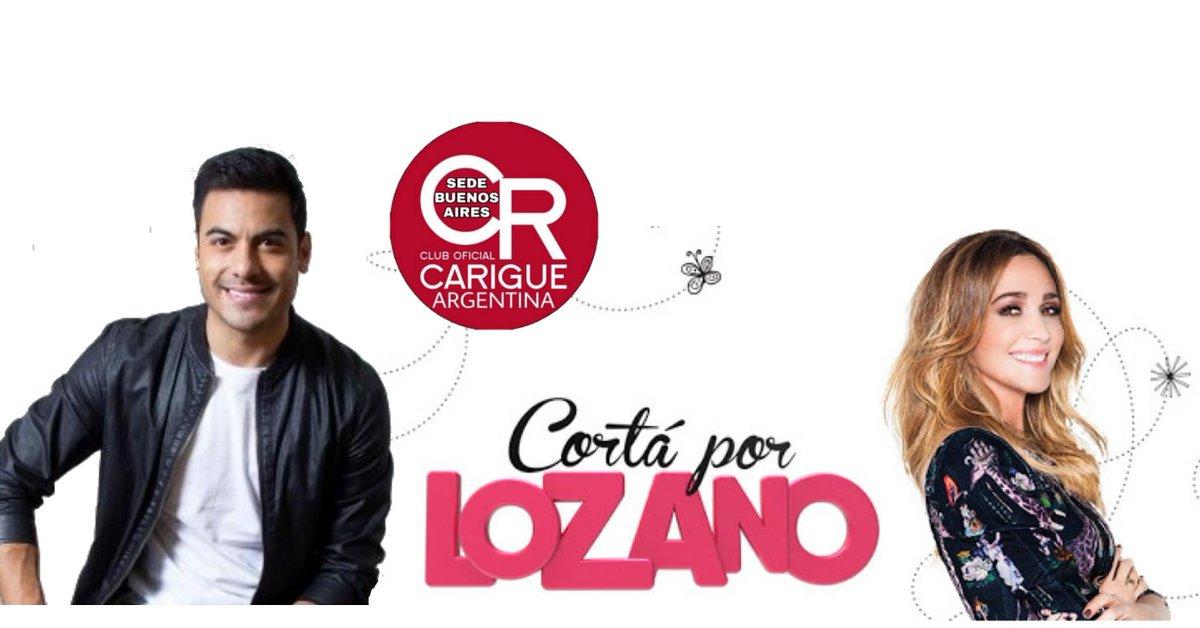 Queremos a @_CarlosRivera en @CortaPorLozano @verolozanovl  #EnCasa @telefe @Telefe_musica @WestWoodEntt @SonyMusicArg @lauriadaleplay @club_carigue @CarigueArg @CarigueSedeBsAspic.twitter.com/emGuvxiHMN