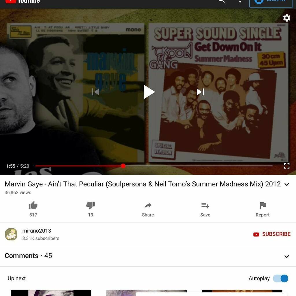 Wishing I could find a download for this amazing #marvingaye x #koolandthegang #mix anybody out there with the answer #latetotheparty love it.   #summertime #marvin #soulmusic #music #remix #soulpersona #neilthompson