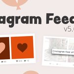 Image for the Tweet beginning: Instagram Feed Pro v5.6 includes