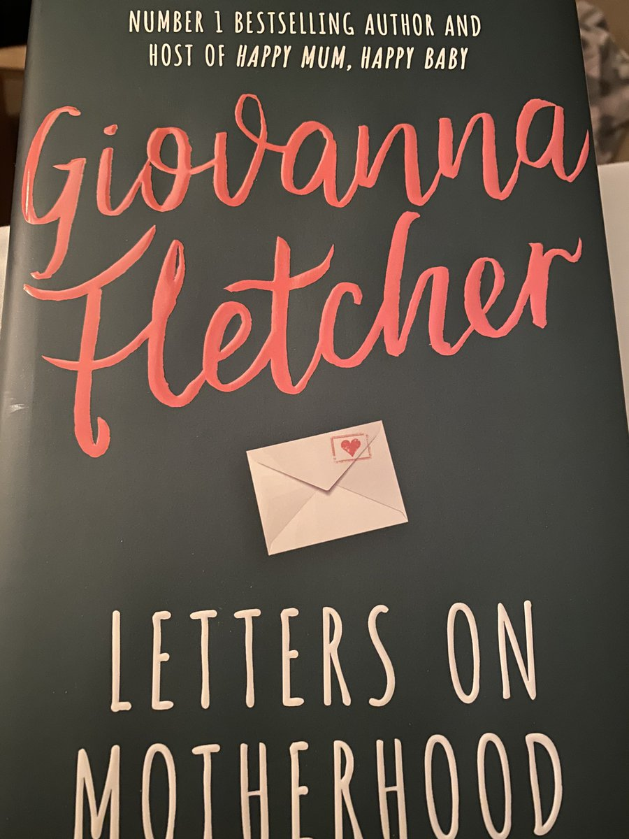 Finished! I started this ages ago then lost my way with reading....thank goodness I got back into it....fabulous, so relatable, thank you Giovanna xxx @MrsGiFletcher pic.twitter.com/1baXQeTCO4