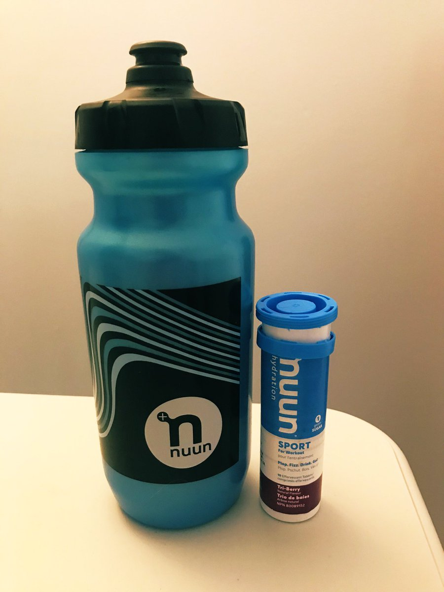 Now refueling with @nuunhydration ... #teamnuun <br>http://pic.twitter.com/8v8gvKMQBb