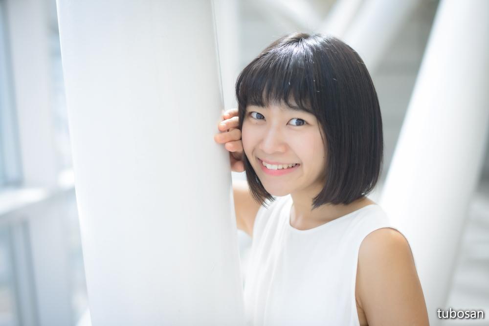 アメブロを更新しました。 model 葵乃まみちゃん @aoino0105 初のリク撮の時の写真