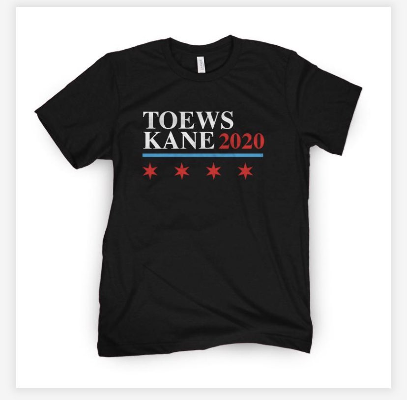 BACK ON SALE, THE SHIRT FOR THE SUMMER #ToewsKane2020 store.barstoolsports.com/products/barst…
