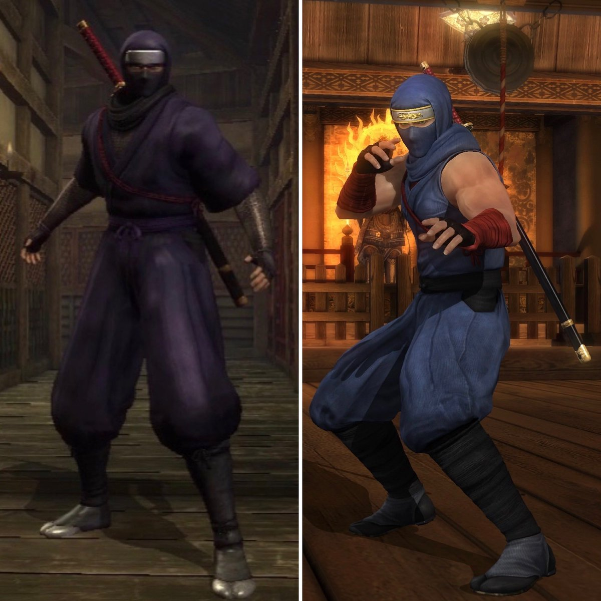Lorenzo Buti On Twitter Don T You Wish To See Ryu Hayabusa