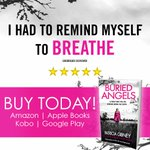 Image for the Tweet beginning: BUY TODAY! @trisha460's Buried Angels: