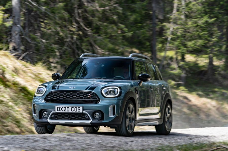 The @MINIUK Countryman has been overhauled with a fresh new look and a cleaner engine line-up buff.ly/3gkAuSF