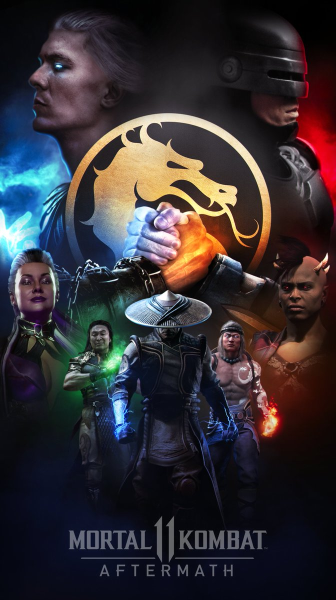 Mortal Kombat 11 Aftermath On Twitter Our Mkkollective