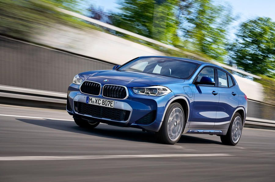 Theres a new plug-in hybrid version of the @BMW X2 with 217bhp and an electric-only range of 33 miles buff.ly/2A8Df8Y