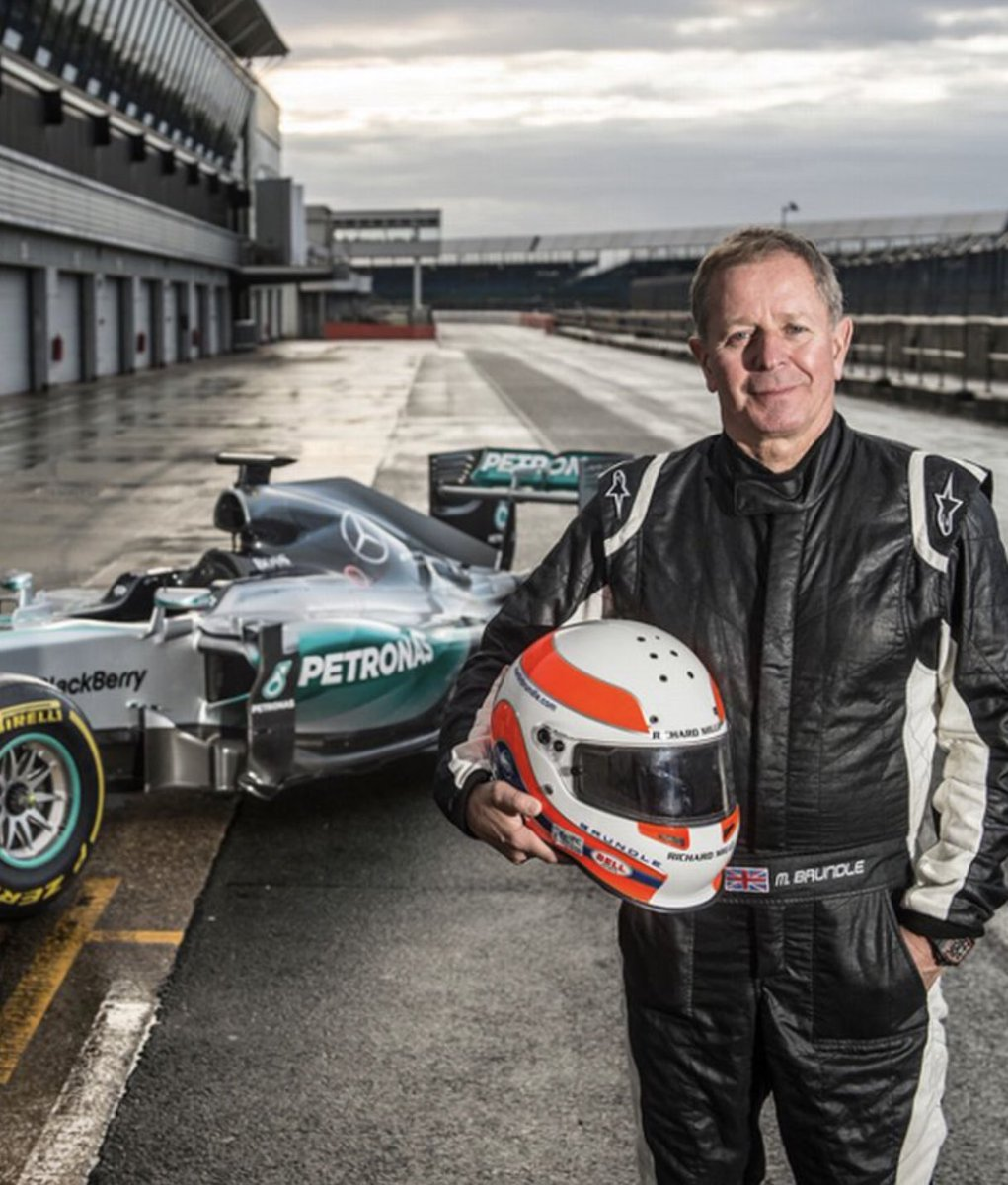 Btw if you need a little escapism @MBrundleF1 will be chatting live on insta suziperry100 tomorrow 9am and we won't mention road trips to Barnard Castle once ..... 🤫 #suzisbreakfastclub https://t.co/BP6CpcehlR