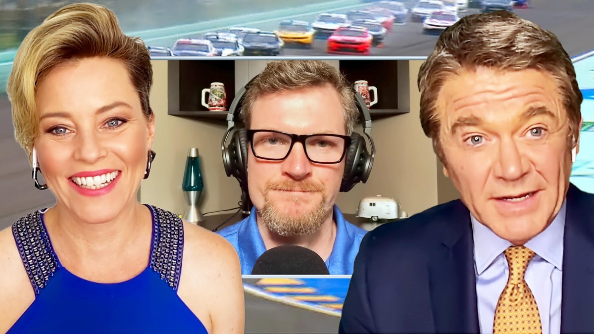 This video was exactly what we needed! 😂 @dalejr, @ElizabethBanks, and @Real_JMHiggins made an appearance on The #PeacockVarietyShow.