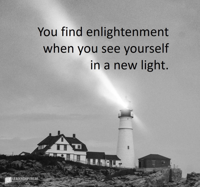 Creating a Moment of Enlightenment that Energizes and Liberates bit.ly/2KMOXYu #leadership #LFreakpost
