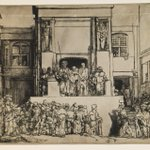 Image for the Tweet beginning: One of Rembrandt's most celebrated