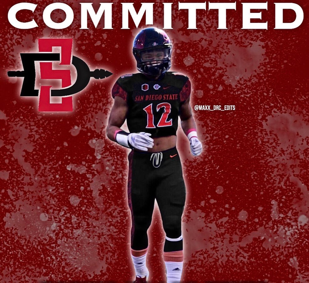 C O M M I T T E D........Thank you for never giving up on me. @JsonCarter @CoachCooperSDSU @CoachVMAKASI @brycewell1904 @TheHiveFootball<br>http://pic.twitter.com/ntiaeucVkm