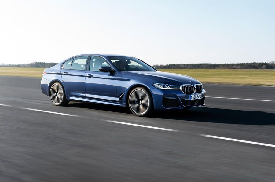 Say hello to the updated @BMW 5 Series, which ushers in revised engine options, refreshed styling and a new-to-us 523bhp M550i variant buff.ly/2X0XC0A