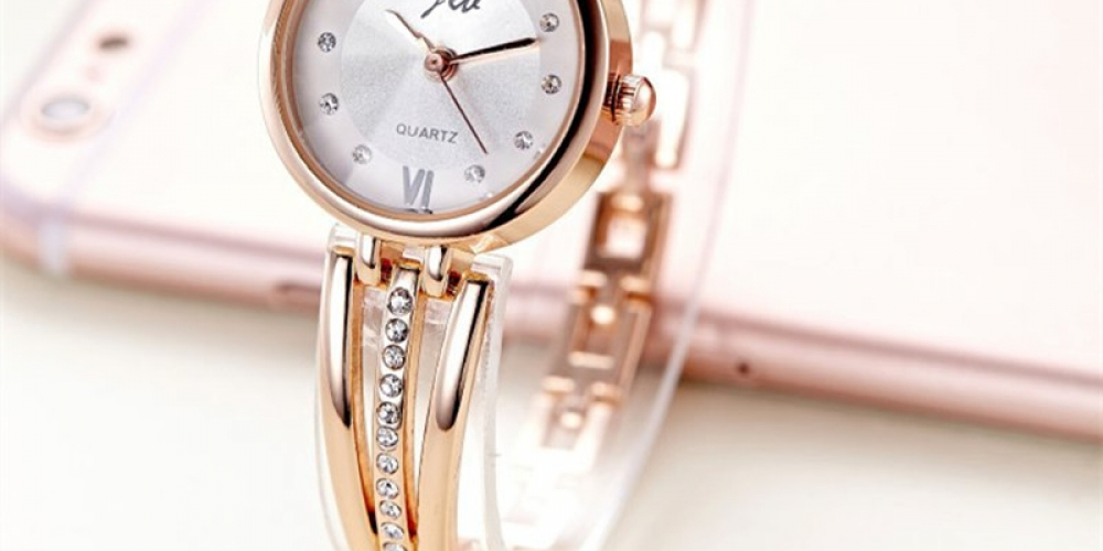 #jewels Stainless Steel Bracelet Women Watches