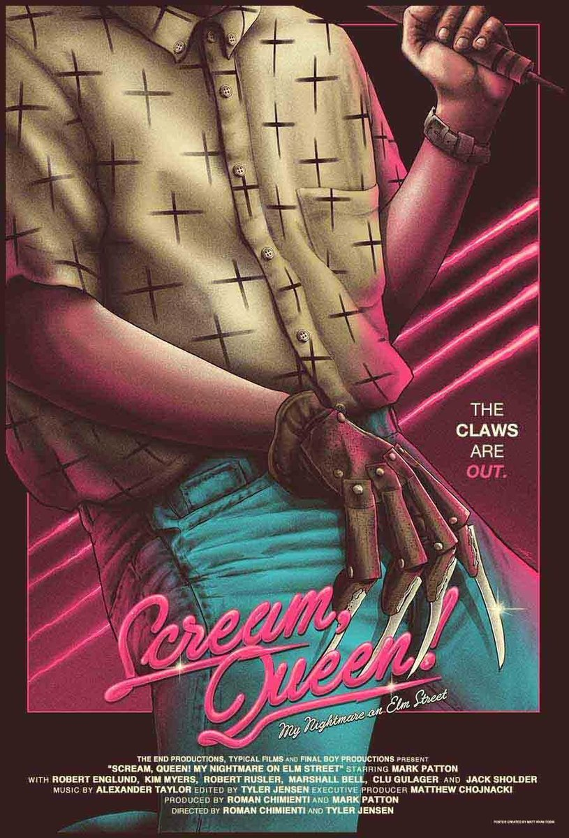 Now watching SCREAM QUEEN:My Nightmare on Elm Street(2019) #horror #horrorfam #Documentary pic.twitter.com/Ba9w2mMI0w