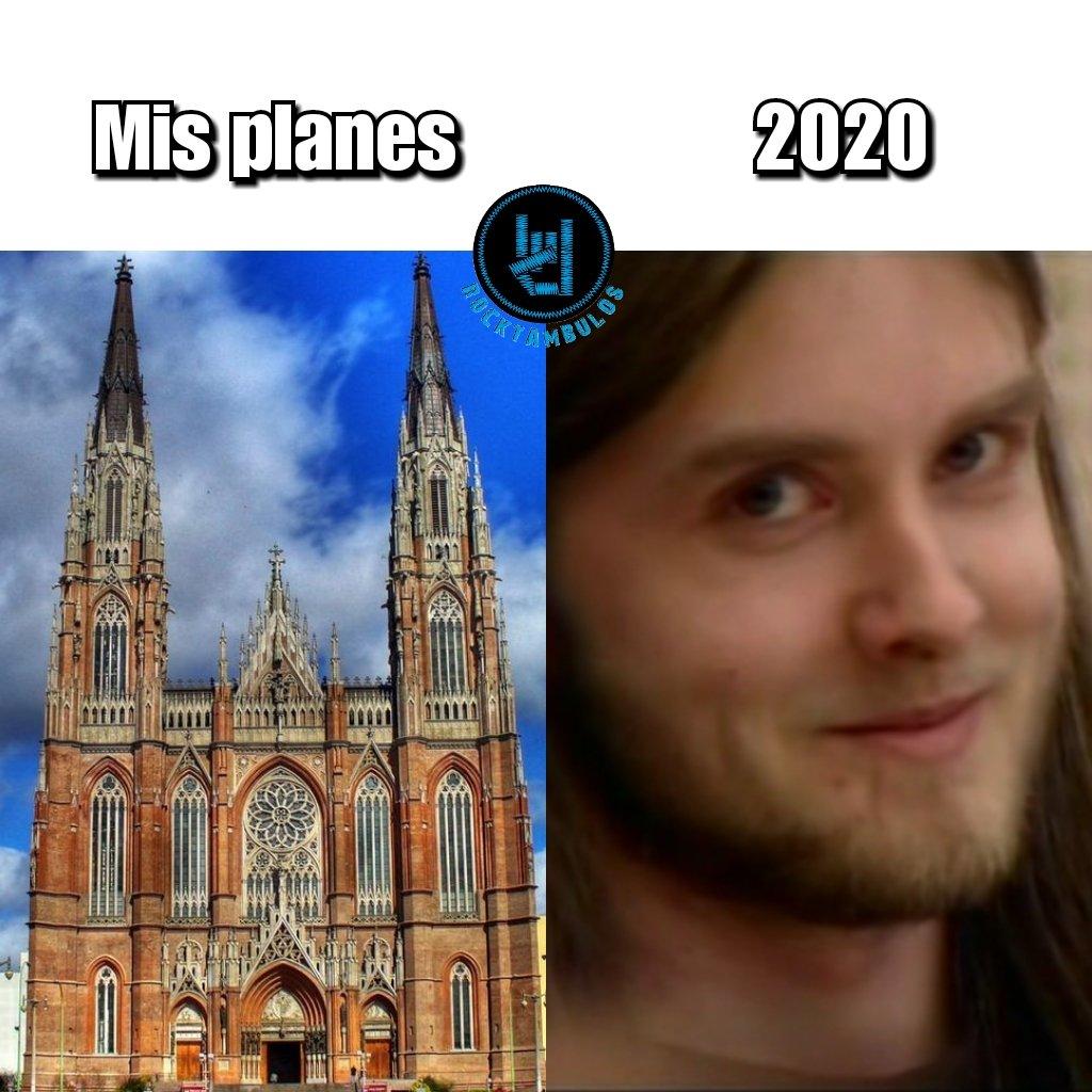'Ta bueno ya 2020  #MetalMeme #Burzum #VargVikernes #CoronavirusMemes #COVID19 #2020memespic.twitter.com/DOhmmBPZ3S