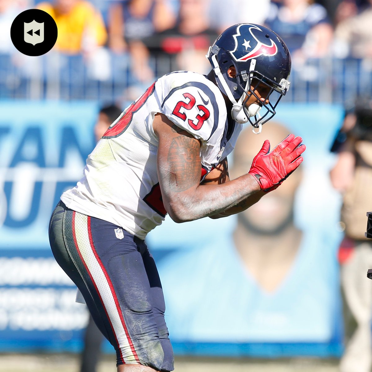 .@ArianFoster was a problem for defenses in the early 2010s. From 2010-14, he totaled: 🙏 6,052 rushing yards 🙏 1,948 receiving yards 🙏 62 total touchdowns
