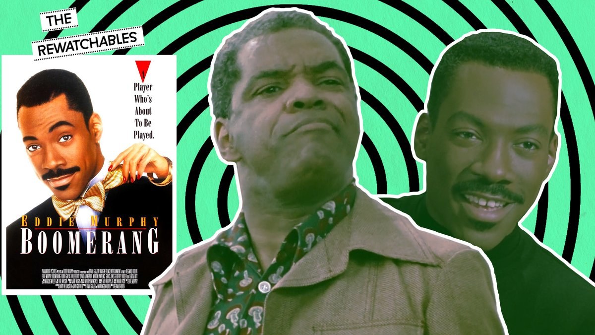 It's a stacked group of strong contenders for the Dion Waiters Award in 'Boomerang,' but @BillSimmons thinks the runaway winner is John Witherspoon https://t.co/AEYUAshCRw