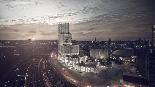 BIG https://ift.tt/3enRZQ8 #arquitectura  Palads cinema . Copenhagen BIG Cinematic ziggurat by BIG for Palads cinema in Copenhagen. _ pic.twitter.com/KZ9VQK8J7R