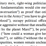 Image for the Tweet beginning: If men could menstruate: Then