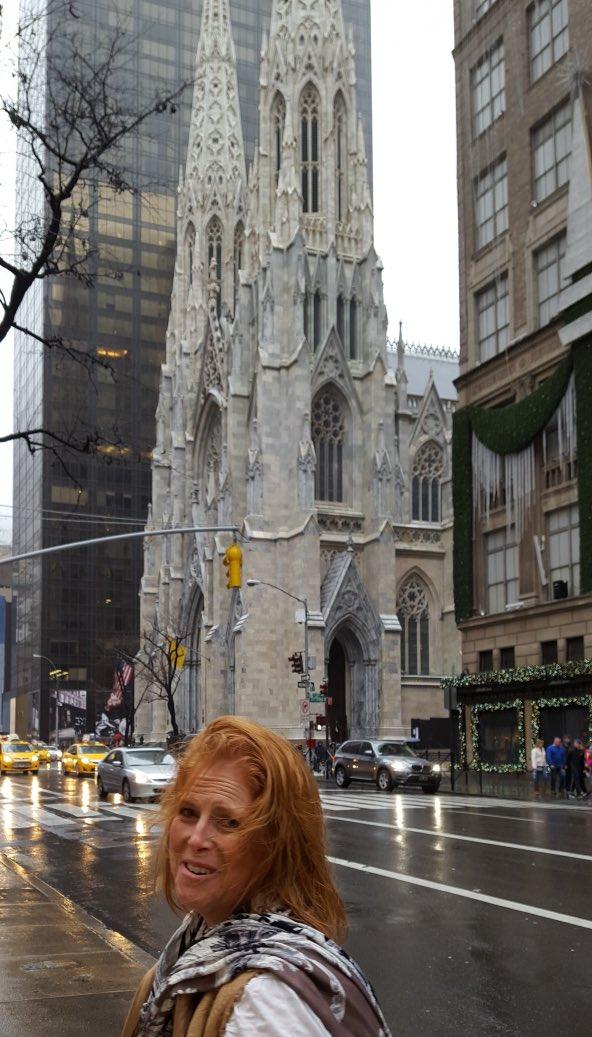 @SalleyRick I sort of got caught in a cold rain my last trip...