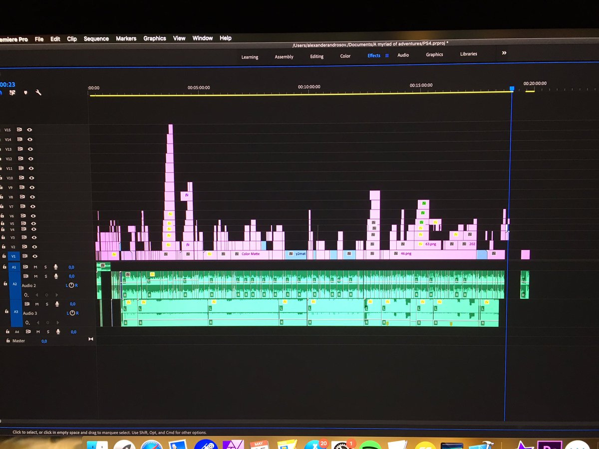 Isn't editing a joy! #editing #YouTuber #youtube pic.twitter.com/I7cExq9DPG