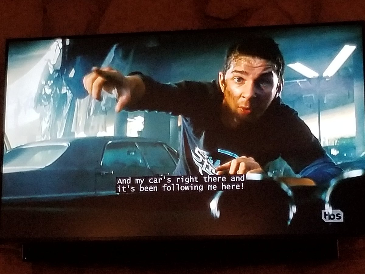 """Transformers"" featuring @thecampaignbook is a timeless classic that I will watch anytime it comes on TV. @michaelbay is a legend. #AmericanMasters<br>http://pic.twitter.com/ZjqUEdXfz0"