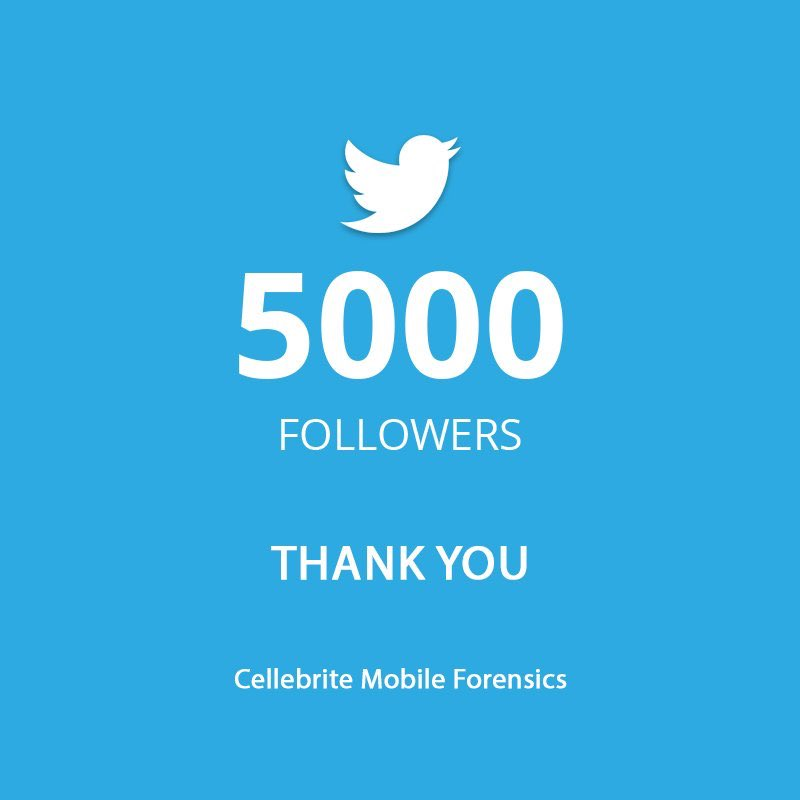 5000 #followers today, many thanks! Let's stay connected ! pic.twitter.com/sU1Xcx9FLK