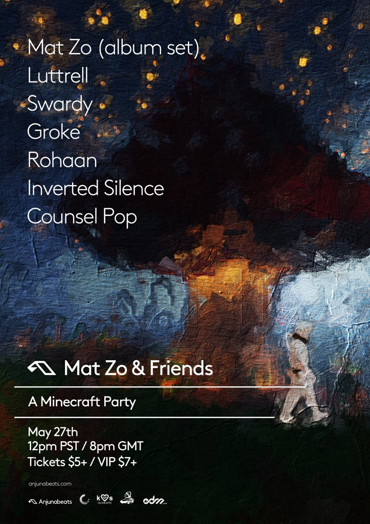 Mat Zo & Friends Live Stream