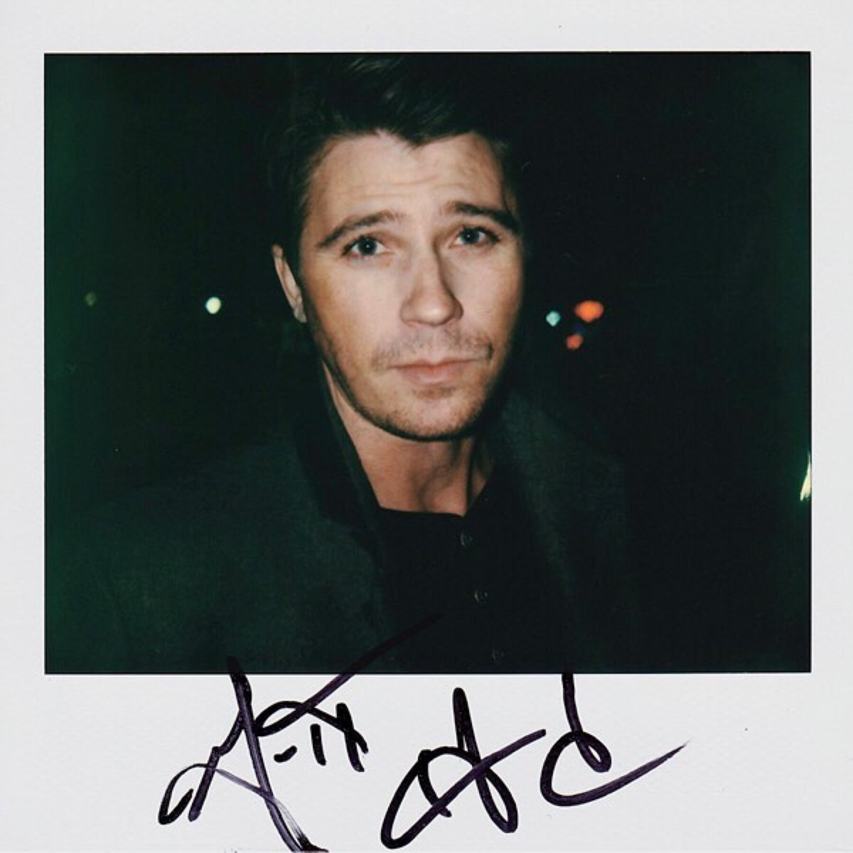 Garrett Hedlund in 2018 promoting 'Mosaic' & CHarlie Hunnam in 2011 at SDCC for 'Sons if Anarchy'.  portroids <br>http://pic.twitter.com/4pLeEUJmZs