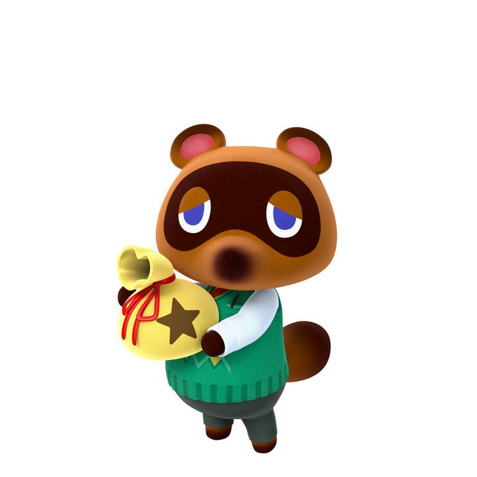 #TaxDay is June 1, so if you donated to a Canadian children's hospital through #ExtraLife in 2019, your tax receipts were issued by the local Children's Miracle Network hospital foundation, not the CMN office. And Tom Nook has ideas on what to do with your refund. #AnimalCrossing <br>http://pic.twitter.com/FHdyjwf3Gc