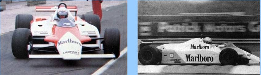 Not sure if this is a real name?  In my digital archive i found this photo of Thierry Tatsen testing the McLaren MP4/1 in 1981 assumable at Silverstone or so.   Who is Thierry Tatsen?   @RTLGPMagazine weten jullie misschien wie de beste man is? #F1 #Formula1 #F1Test @McLarenF1 https://t.co/954RBctksK