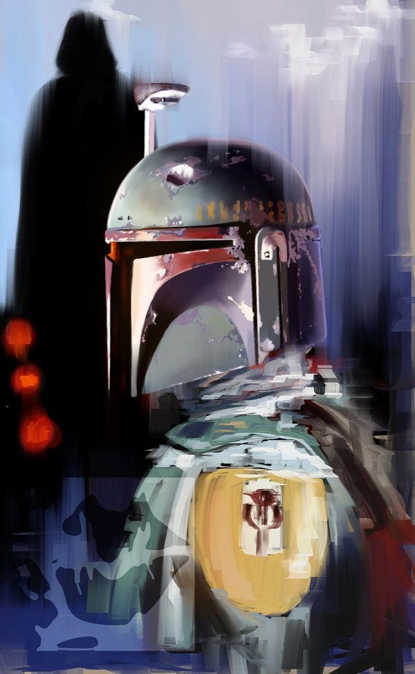 As you wish #bobafettart #starwarsart #bobafett #bobafettish<br>http://pic.twitter.com/CLs2rSUwBh