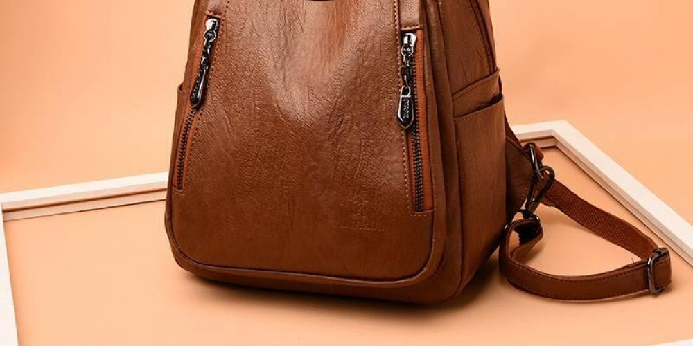 #vacation Fashion Solid Women's Genuine Leather Backpack pic.twitter.com/DlY2UWlcSF