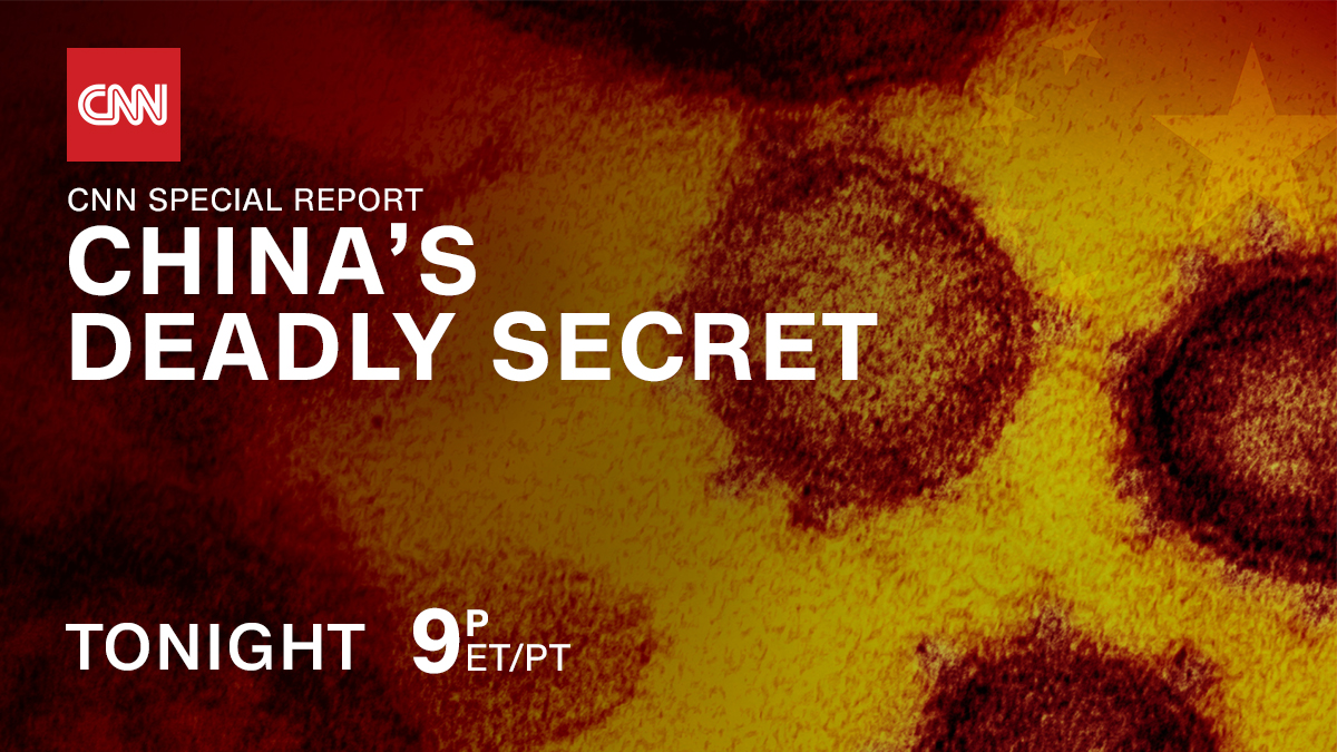 When do you think this pandemic began? Join @FareedZakaria to learn what he discovered. CNN Special Report – China's Deadly Secret airs tonight at 9 p.m. ET/PT