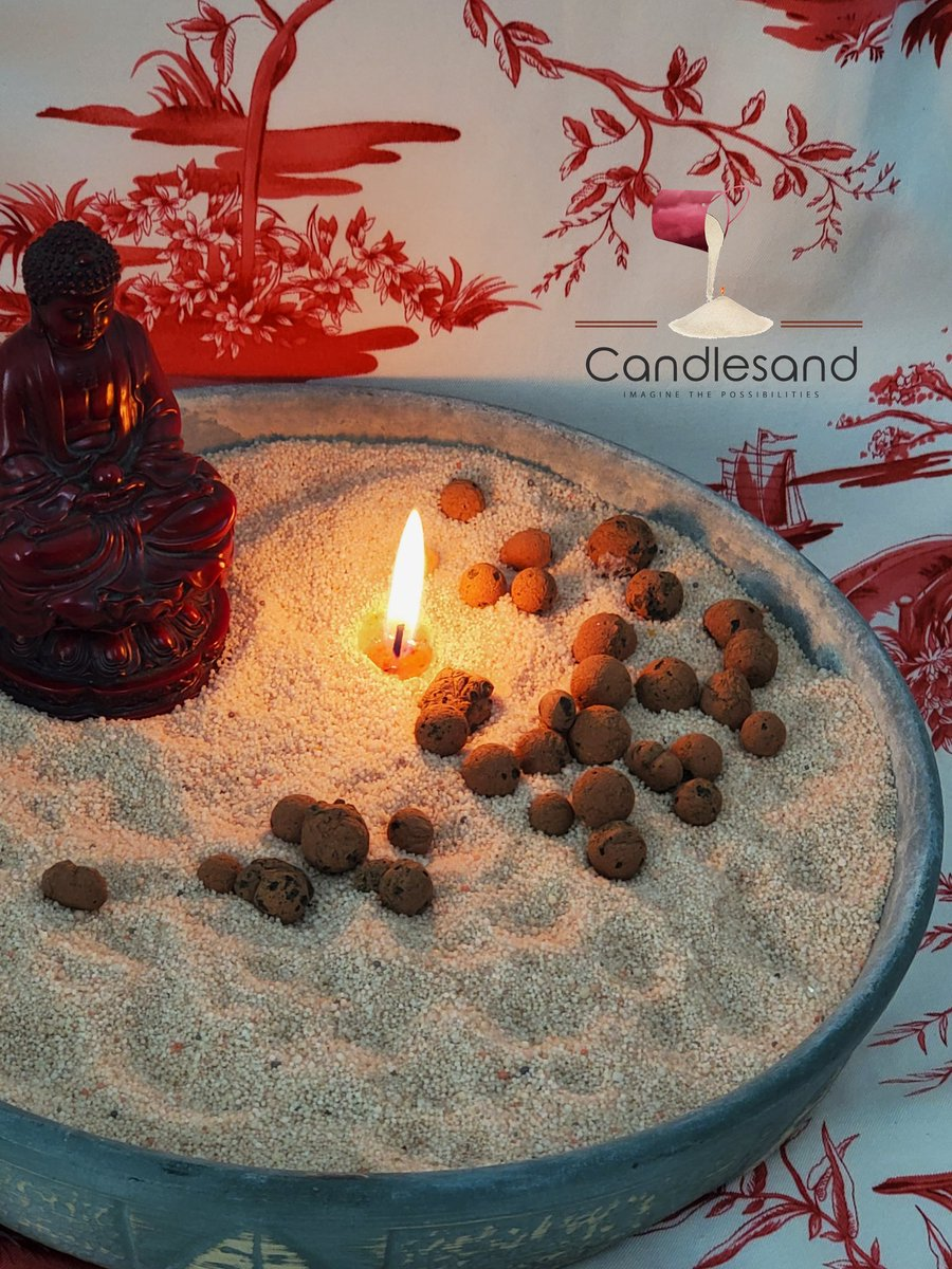 We used our Premium Quality Beach (Natural) Sand. #handpouredcandles #candlelight #candlelover #candlewax #candleaddict #candleholder #candlewax #personalizedcandles #trending #decoratingideas #natural #orient #asiancandles #buddha #fungshui #asiandecor #asiandecorationpic.twitter.com/my7MoL9pXK