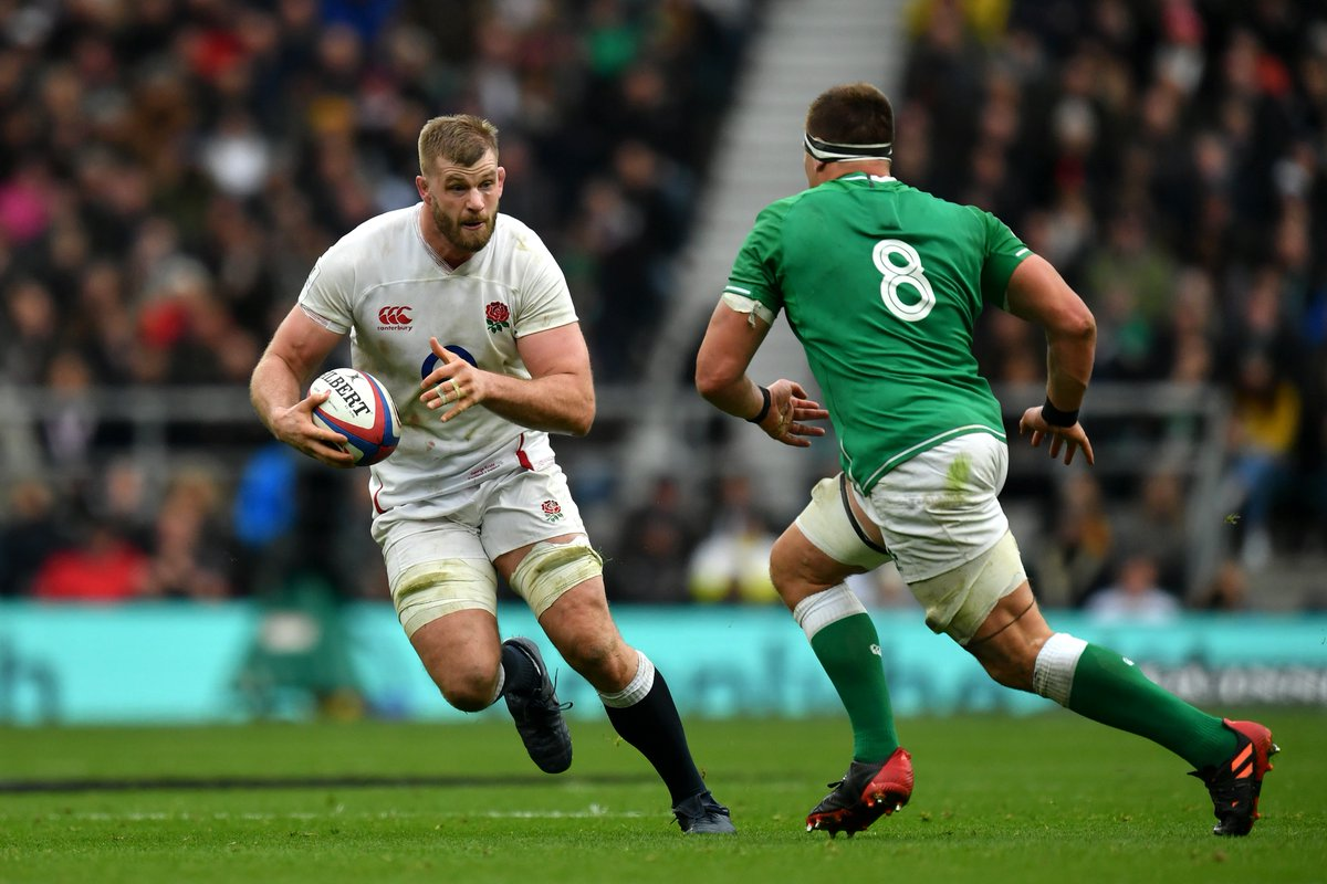 test Twitter Media - Second row @GeorgeKruis has confirmed he will be leaving @Saracens at the end of the 2019/2020 season to sign a one year contract with Japanese Top League side, Panasonic Wild Knights.   Read more: https://t.co/XF5c8kqFul https://t.co/TH1S9RogYS
